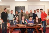 Azerbaijanian American Cultural Alliance and Houston Azerbajanis organized Nard Tournament